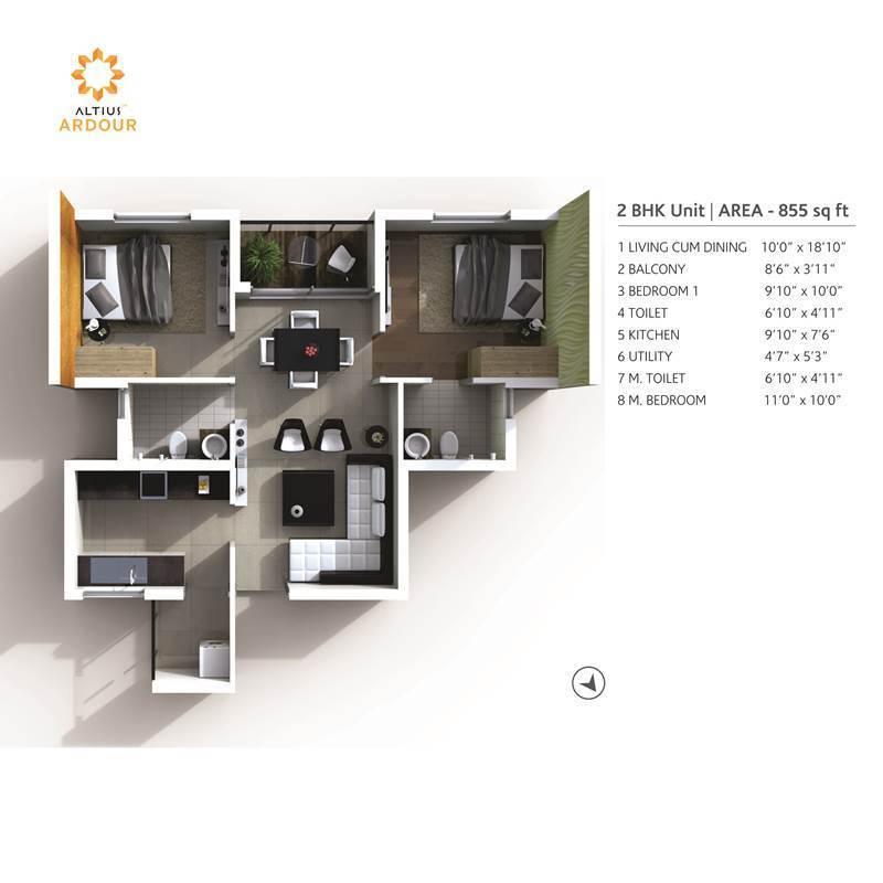 Altius - Ardour - Floorplans3